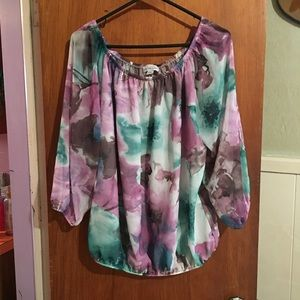 Sweet Pea loose fit top sz XL